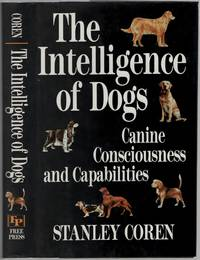 image of The Intelligence of Dogs: Canine Consciousness and Capabilities