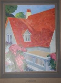 Prouvy-Thiant (Nord): Draeger, Imprimerie. . Wraps. Near Fine. N.d., circa 1929. 4to. 32 by 25 cm. v...