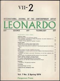 Leonardo (Vol 7, No. 2, Spring 1974)