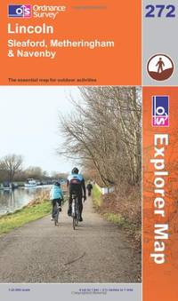 image of Lincoln (Explorer Maps) (OS Explorer Map Active)
