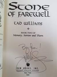 The Stone of Farewell - Book Two of Memory, Sorrow and Thorn