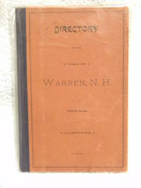 Business Directory of the Town of Warren New Hampshire - Illustrated - 1893 by C. E. Caswell - Hardcover - 1893 - from The Book Moose and Biblio.com