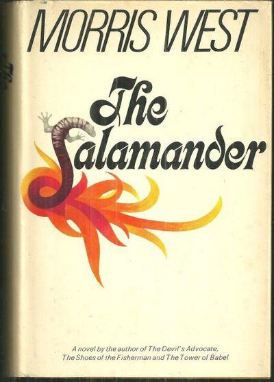 SALAMANDER, West, Morris