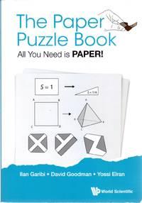 image of The Paper Puzzle Book: All You Need Is Paper!