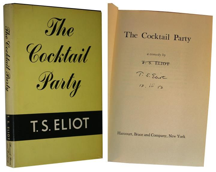 The Cocktail Party Book Summary and Study Guide
