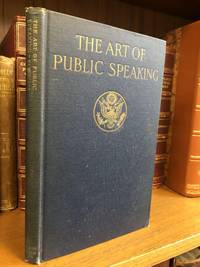 THE ART OF PUBLIC SPEAKING [SIGNED]