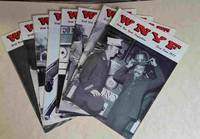 WNYF. With New York Firefighters; Eight Issues, 1977-1978; Volumes 38 & 39.