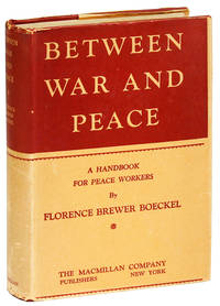 Between War and Peace: A Handbook for Peace Workers