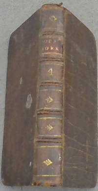The Works of Alexander Pope, Esq Vol IV.  Containing his Satires, &c