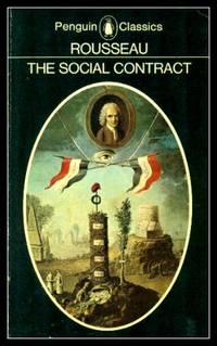 image of THE SOCIAL CONTRACT, or, Principles of Political Right