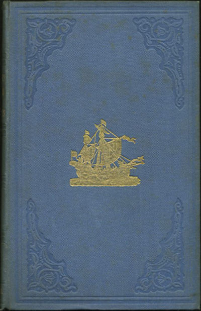 London: Printed for the Hakluyt Society, 1877. First edition. Cloth. Spine sunned, half inch square ...