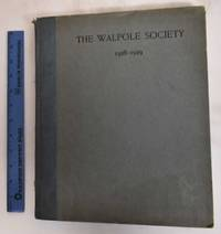 17th Annual Volume of the Walpole Society, 1928-1929