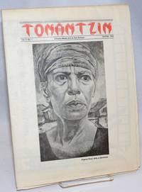Tonantzin: Chicano Media Arts in San Antonion; Vol. 9 No. 1, Jan/Feb 1992