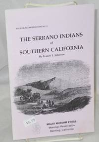 image of The Serrano Indians of Southern California