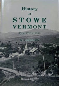 History of Stowe (From 1734-1934)