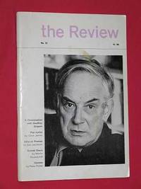 The Review A Magazine of Poetry and Criticism: Number 22. June 1970