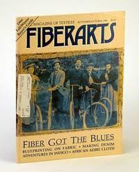 FIBERARTS - Magazine of Textiles - September/October 1986 (1986 Fall/Winter Buyer's Guide, Vol. 13, No. 5)