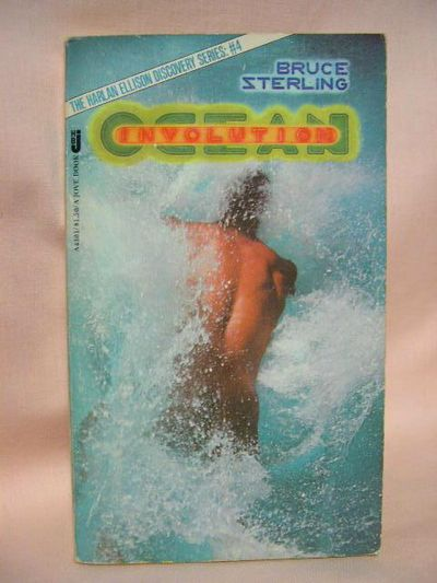 9780515043013 Involution Ocean By Bruce Sterling