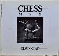 Chess Men: An Attempt to Play the Game, 32 Photographs. Limited edition of 100 copies signed by Erwin Olaf.