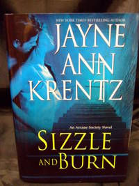 Sizzle and Burn by  Jayne Ann Krentz - Signed First Edition - 2008 - from Seattle Mystery Bookshop and Biblio.com