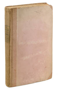 The Manuscript . . . Vol. I. Second Edition. [Bound with, as published:] The Manuscript . . . Vol. II.