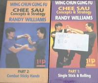 image of Wing  Chun  Gung  Fu; Concepts  &  Strategy  VHS  Video