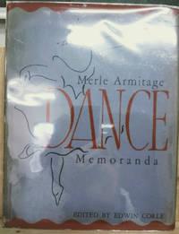 Dance Memoranda