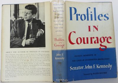 Harper and Bros, 1956. 1st Edition. Hardcover. Near Fine/Very Good. A near fine first edition (state...