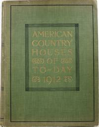 American Country Houses of Today, 1912