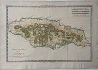 Carte de L'Isles de la Jamaique