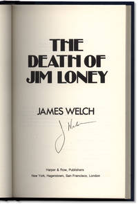 The Death of Jim Loney.