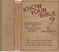 Know Your Bible ?