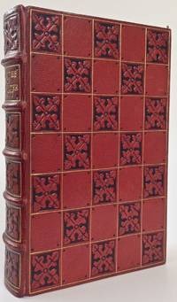 [Binding, Fine- Scottish Guild] Beauties of Sir Walter Scott Being a Selection From his Writings and Life