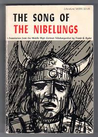 The Song of the Nibelungs - A VerseTranslation from the Middle High German Nibelungenlied