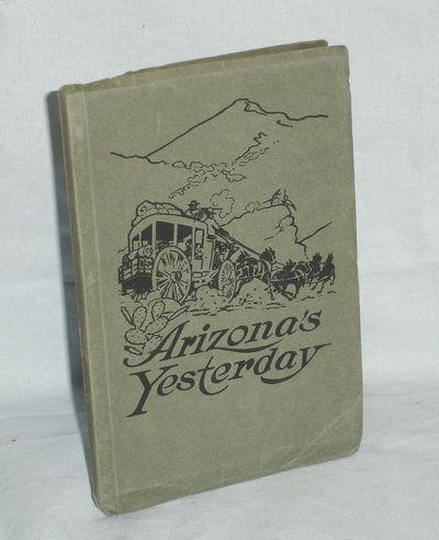 Patagonia, Az, 1915. Original Wraps. Very Good. 12mo - over 6¾