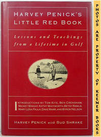 image of Harvey Penick's Little Red Book (Lessons And Teachings From A Lifetime In  Golf)
