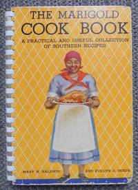 image of THE MARIGOLD COOK BOOK.  (COOKBOOK)