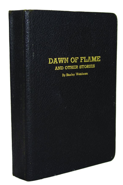 Dawn of Flame and Other Stories