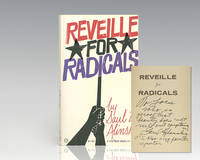 Reveille For Radicals. by  Saul Alinsky  - Signed First Edition  - 1969  - from Raptis Rare Books (SKU: 110823)