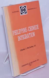 image of Philippine-Chinese integration. The case for qualified Jus Soli