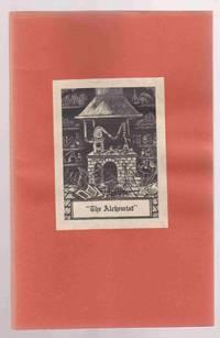 The Alchemist Vol. 1, No. 1.