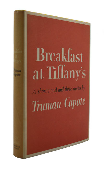 First Edition of Truman Capote's Classic,