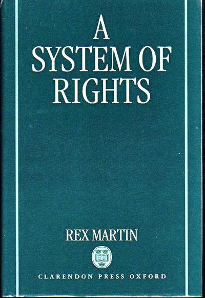 NY: Oxford University Press, 1993. Hardcover. Very good. vi, 432pp+ index. Very good hardback in a v...