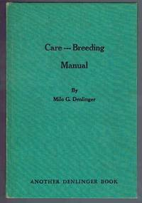 image of Care --- Breeding Manual