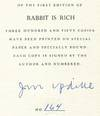 View Image 3 of 3 for Rabbit Is Rich Inventory #439702