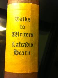 image of Talks to Writers