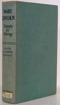 image of Mary Lincoln Biography of a Marriage