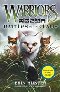 image of Warriors: Battles of the Clans (Hardcover)