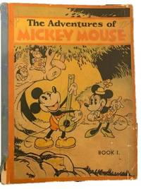 The Adventures of Mickey Mouse - Book 1 - First Edition. 1931