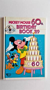 Mickey Mouse 60th Birthday Book.